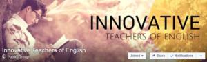 FB group Innovative Teachers of English