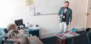 FB group TEFL teachers