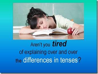 tired of explaining